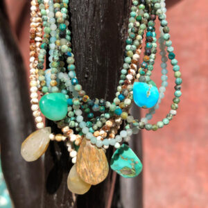 Collection Ethnic Paloma Stella bijoux