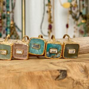 Collection Précieuse Paloma Stella bijoux