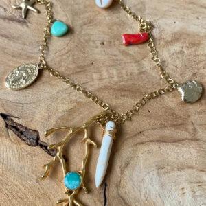 Inspiration Corse Paloma Stella bijoux