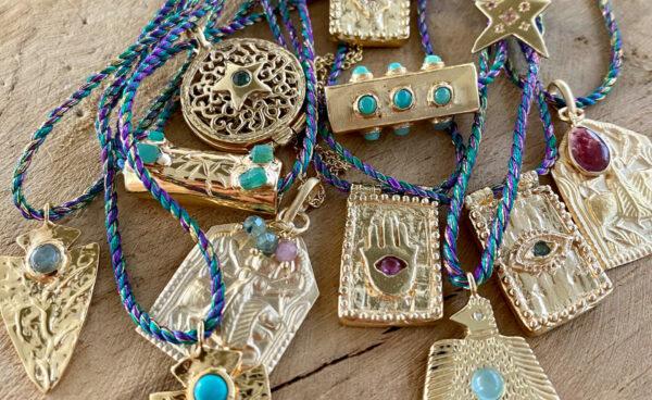 Inspiration Inde Paloma Stella bijoux
