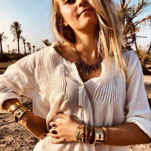 Inspiration Marrakech Paloma Stella bijoux