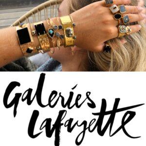 Paloma Stella X Galeries Lafayette