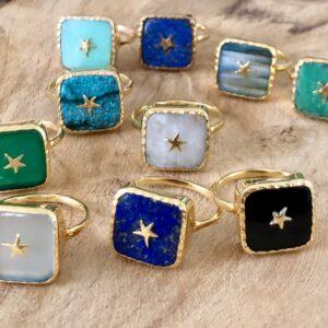 Bague Stella étoile